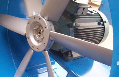 Axial Fan Aluminum Blade